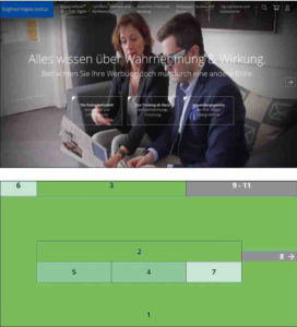 Fullscreen-Design-Layout